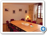The classroom at La Petite Maison des Langues